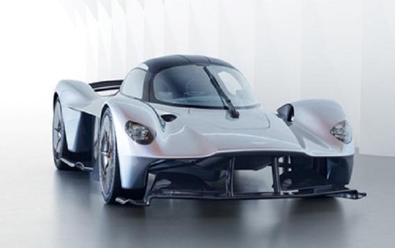Auto de ultimo modelo