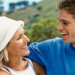 A las mujeres les gustan más los jóvenes