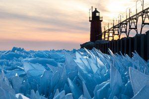 Fascinantes fotos del Lago Michigan