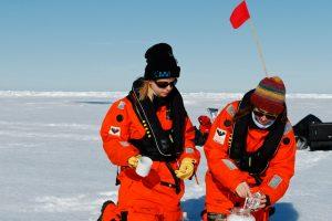 Científicos hallan partículas de plástico en el Ártico