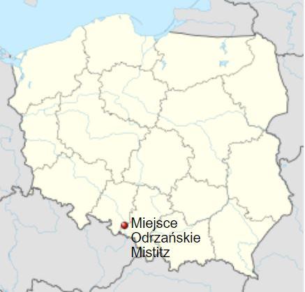 El pueblo en el sur de Polonia tiene una población de solo 299 personas.