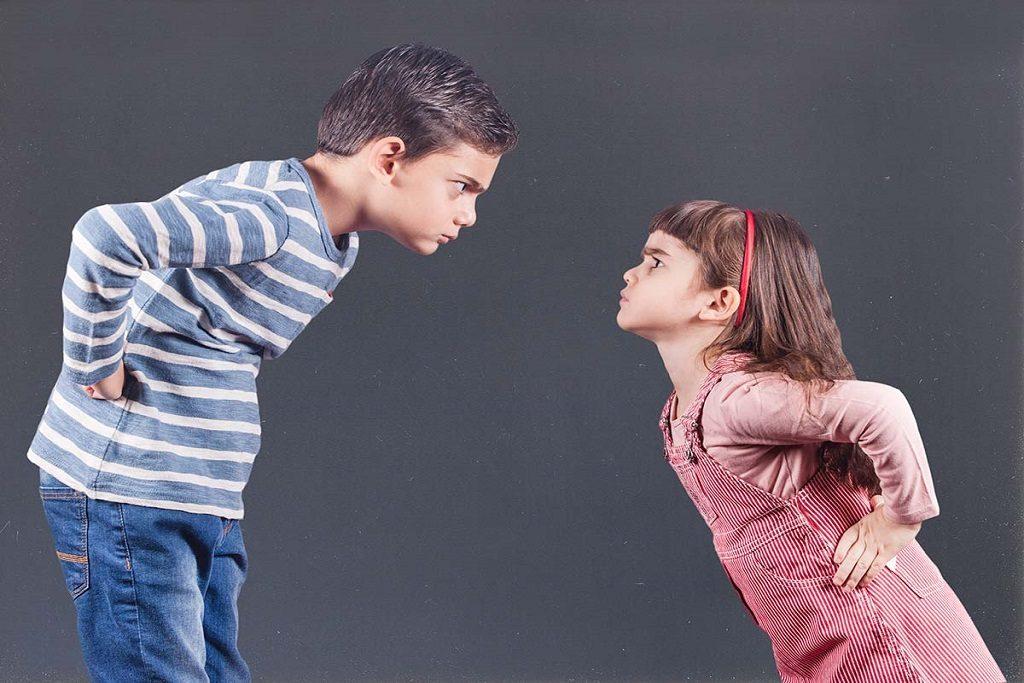 Conflictos entre hermanos