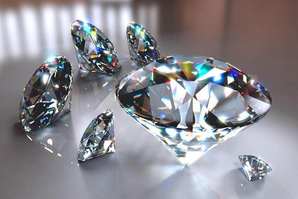 Diamantes en Arkansas. Dos casos de personas con con mucha suerte