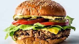 La carne vegetal quiere ser la hamburguesa del futuro