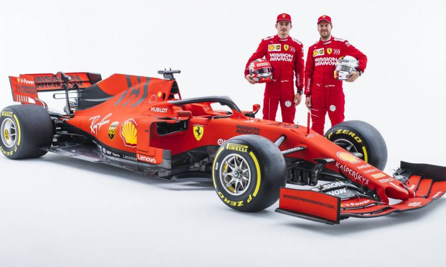 Lewis Hamilton dice de Ferrari