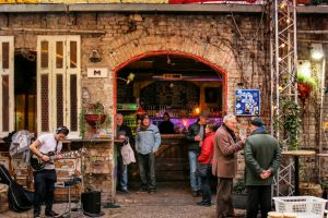 Bar en Budapest
