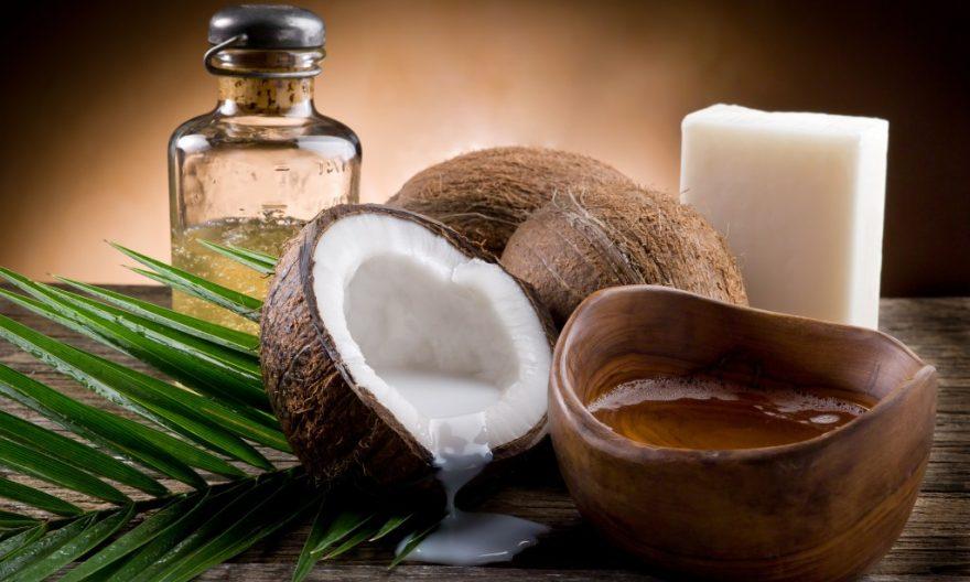 Beneficios del aceite de coco para la piel
