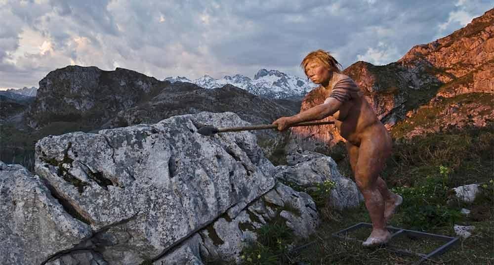 Los neandertales utilizaron tecnología sofisticada