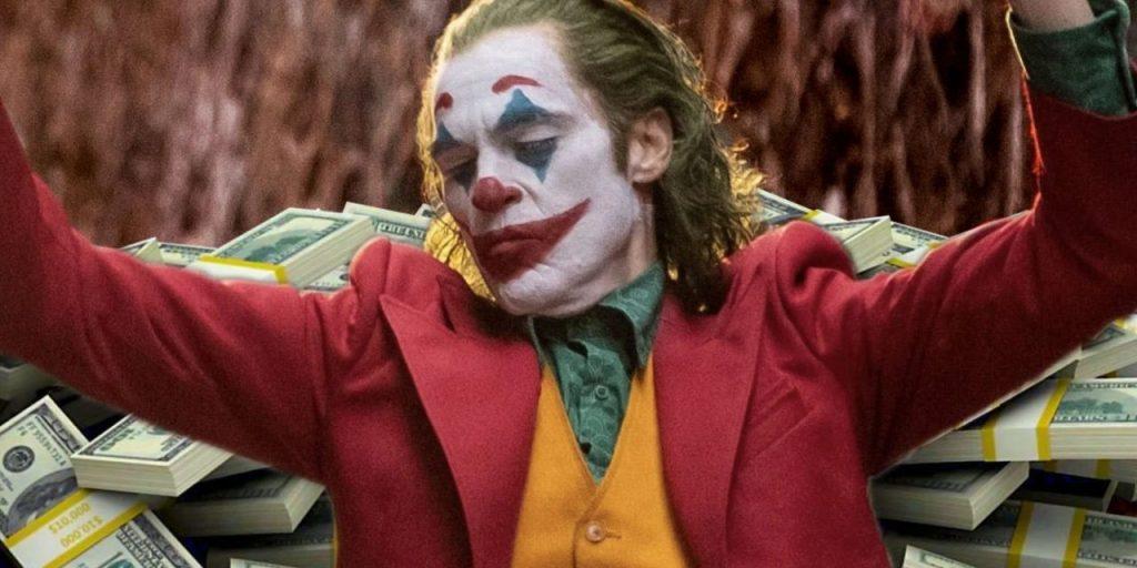 Joker bate el récord de octubre con $ 93.5 millones recaudados