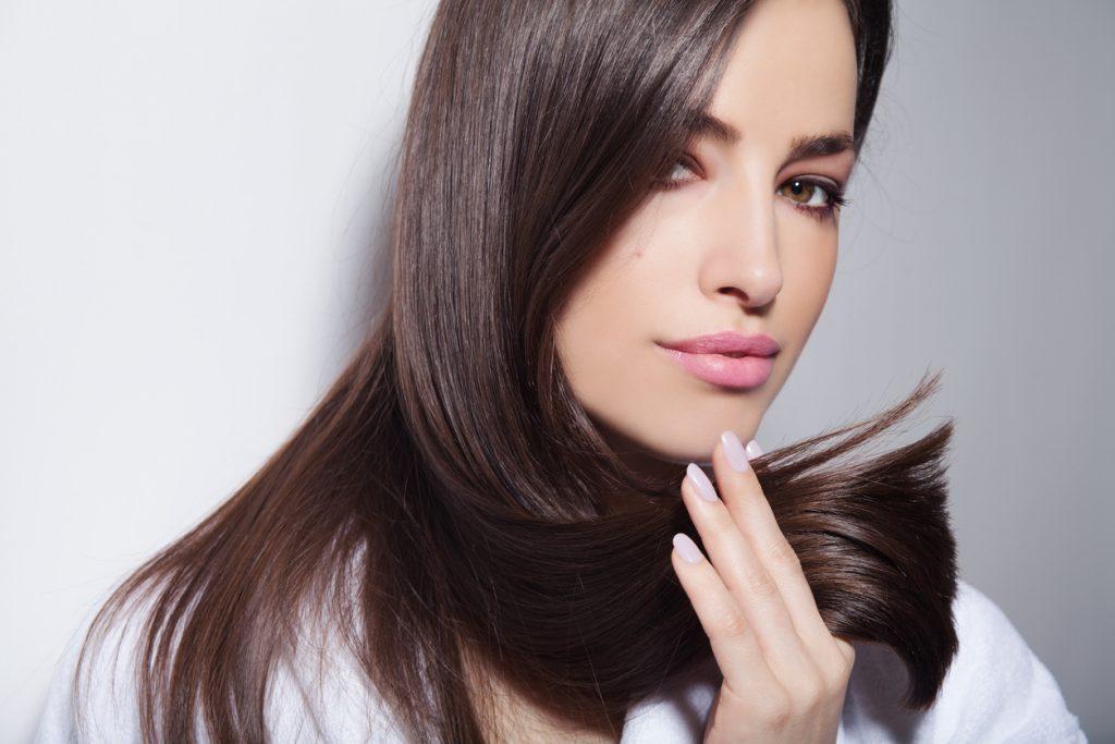 Acido fólico para un cabello hermoso