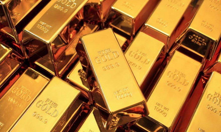 Toneladas de oro encontradas en casa de funcionario chino