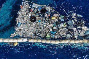 Recolector de plastico