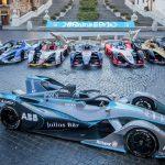 Fórmula E mejor auto de carrera