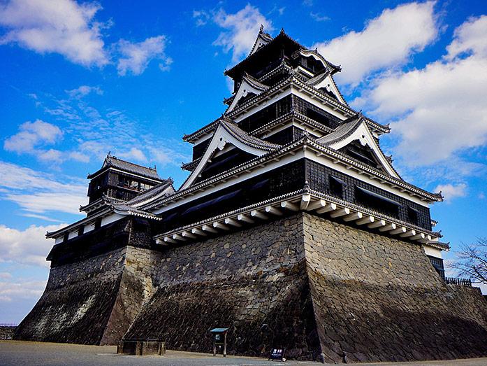 Kumamoto la ciudad con una rica historia samurái