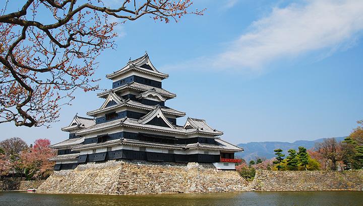 Castillo en Kumamoto la ciudad con una rica historia samurái