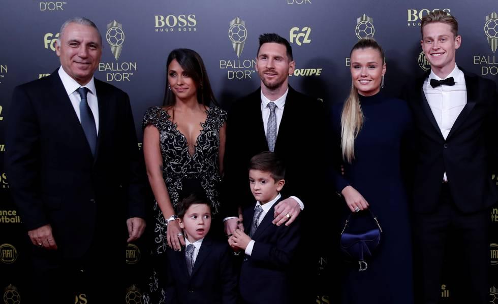 Messi gana el Balón de Oro