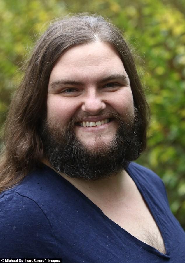 La belleza de la barba