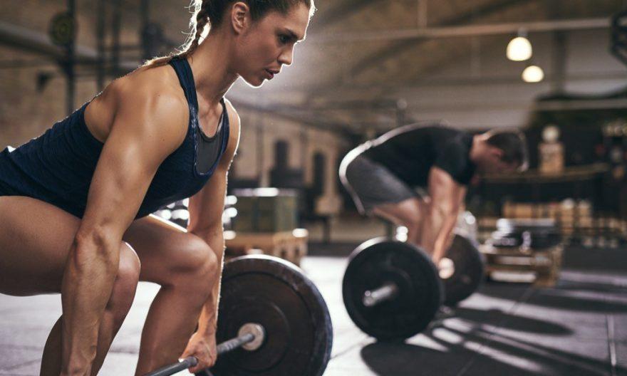Obtén un mejor cuerpo a los 40