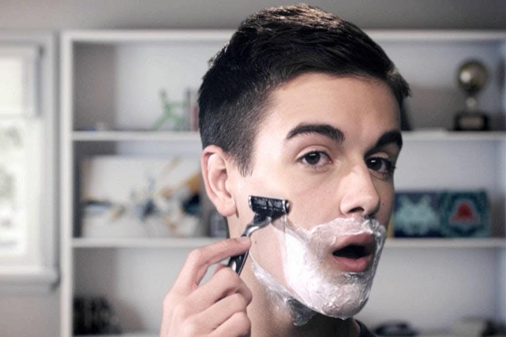 Afeitarse a contrapelo puede ser contraproducente
