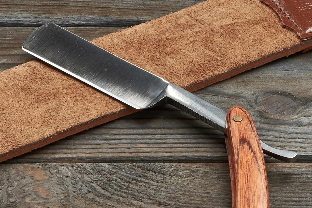 No es aconsejable pasar la cuchilla por encima de los granos