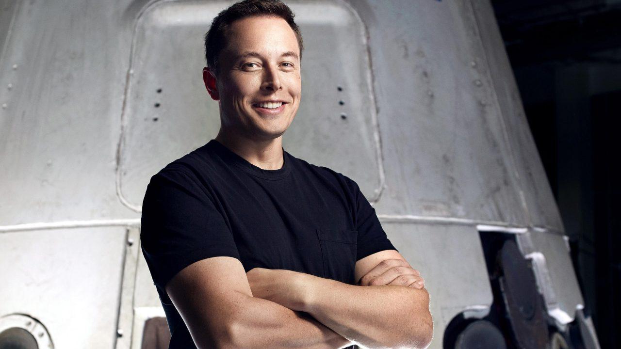 Elon Musk, la mente maestra detrás de SpaceX