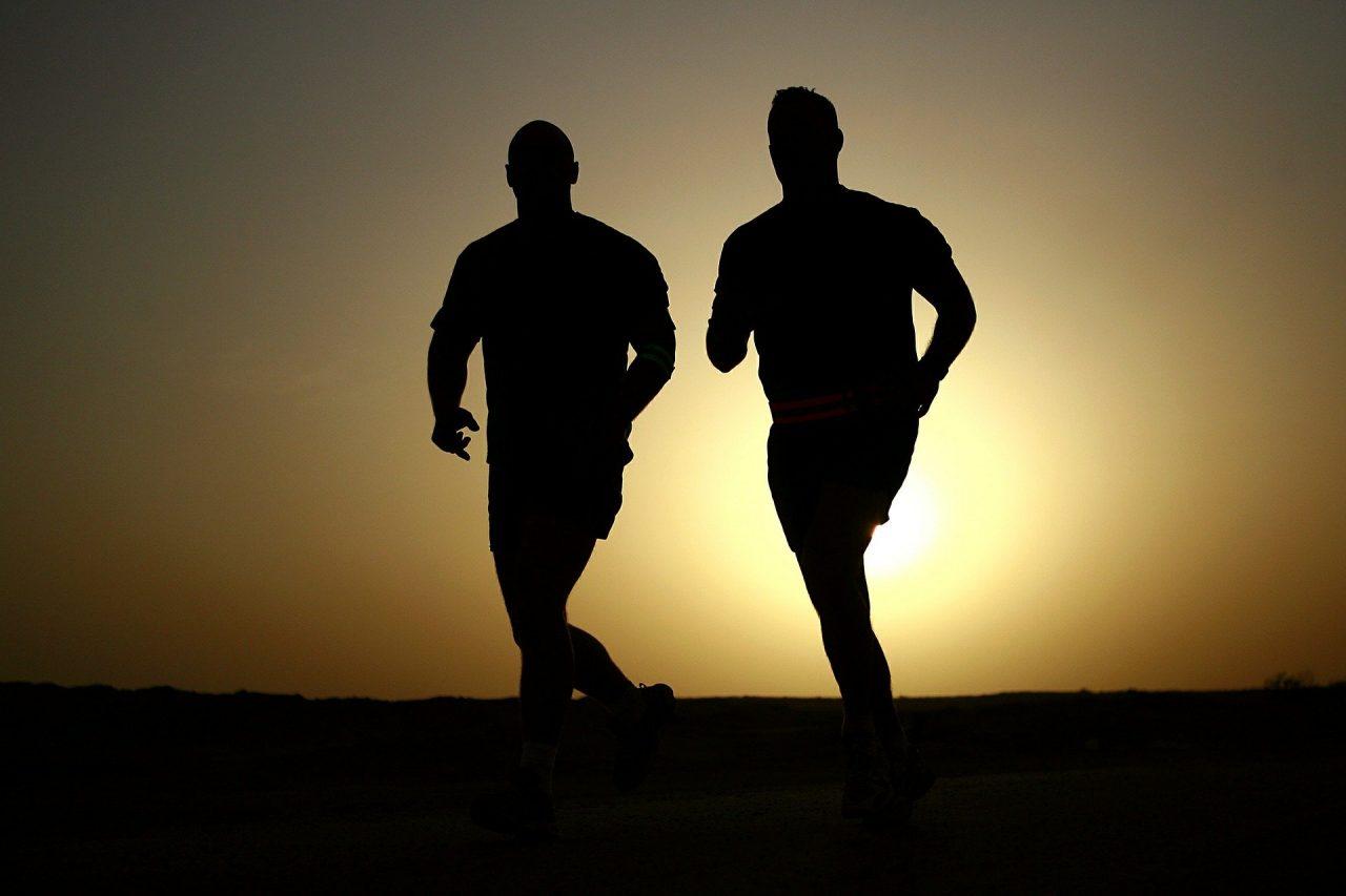 Salir a correr es mejor con un amigo