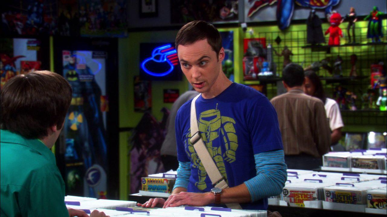 Sheldon tendría memoria fotográfica