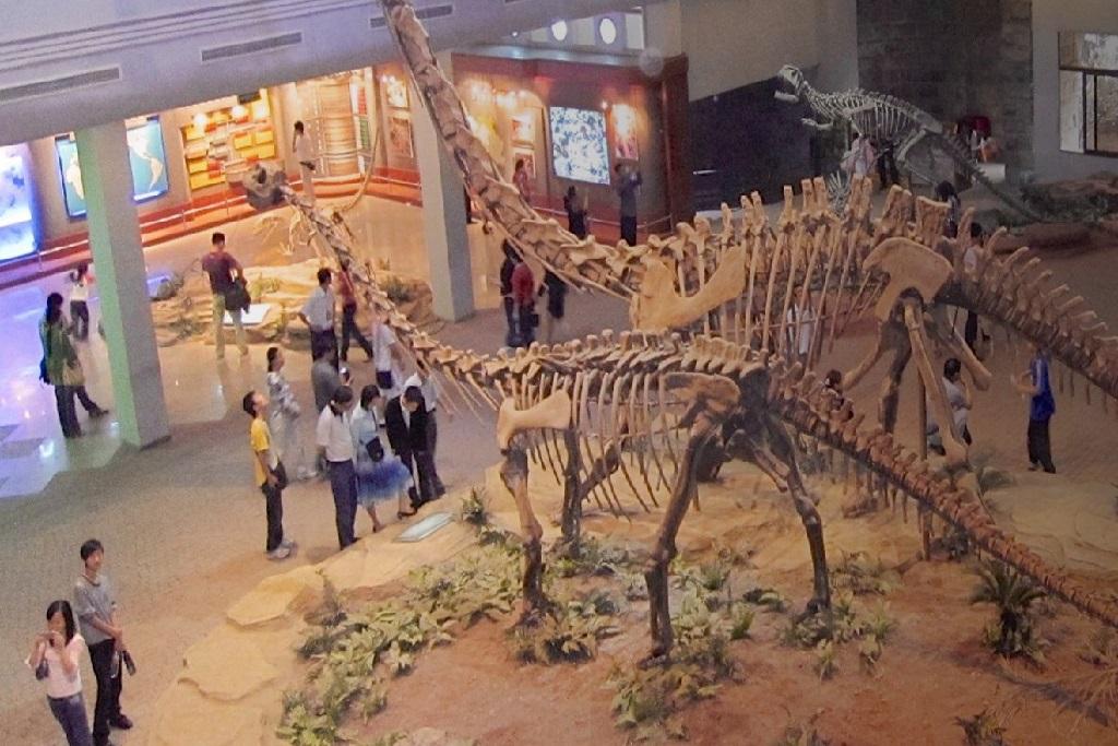 Museo de dinosaurios Zigong