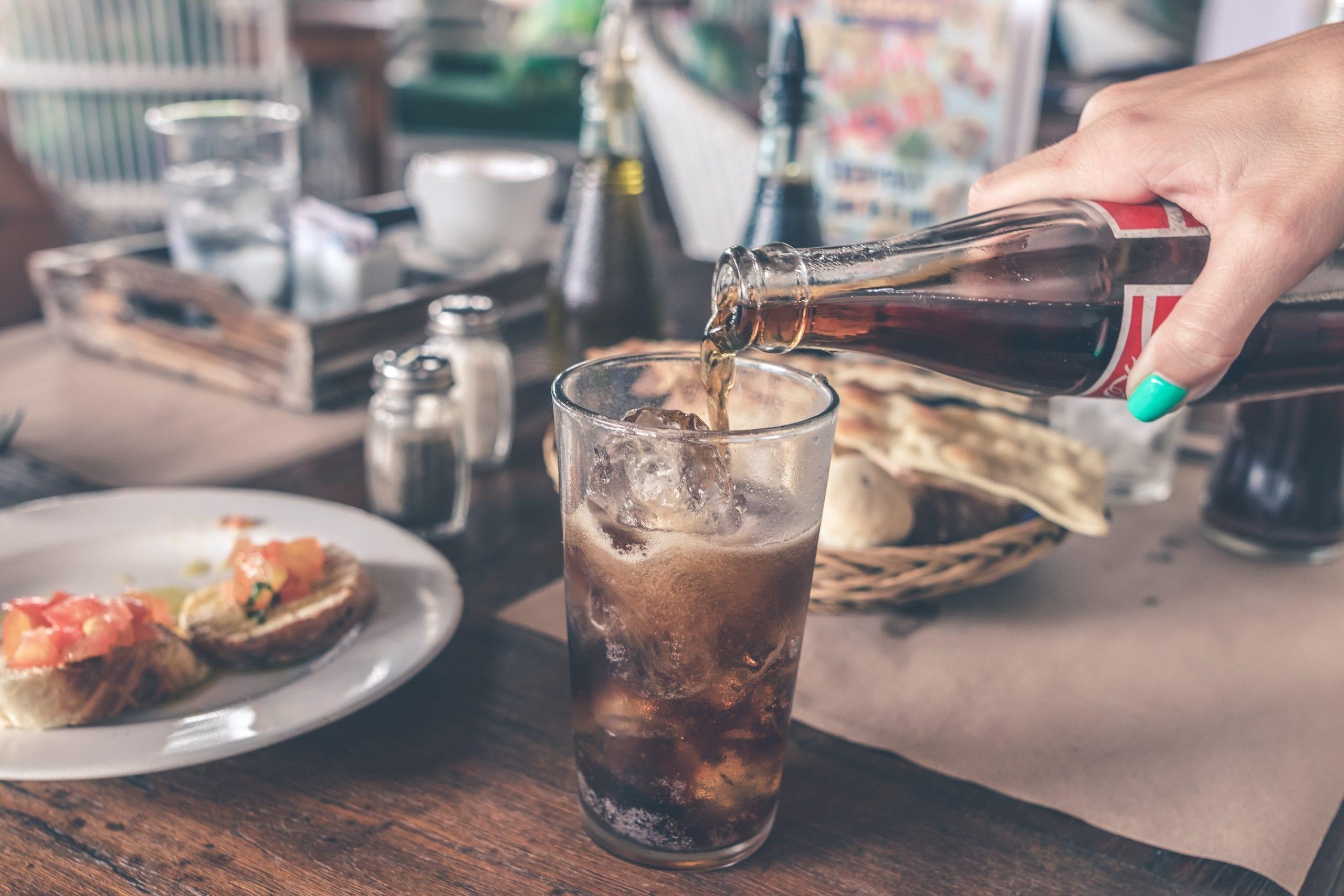 Consumo de Coca Cola es perjudicial para la salud