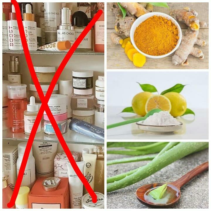 Productos naturales para quitar zonas oscuras de la piel