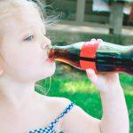 Daños de la Coca Cola para la salud de tus hijos