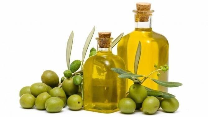 Aceite de oliva para quitar zonas oscuras de la piel
