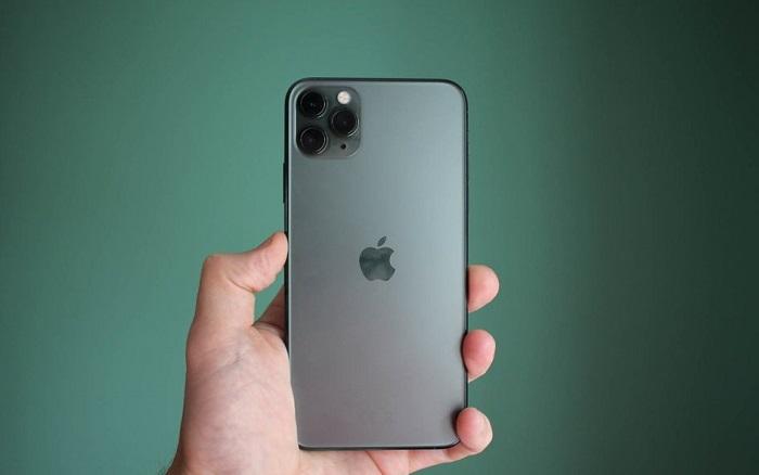 iPhone XS móvil con cámara súper zoom