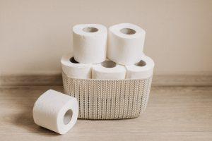 El reto del papel higiénico es tendencia entre los futbolistas
