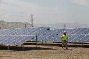 Generación de electricidad con fuentes renovables