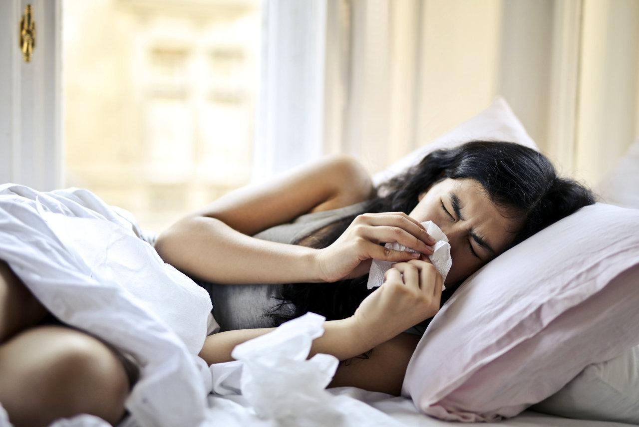 Escalofríos y dolores corporales, son algunos de los Síntomas del Coronavirus 2020