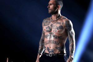 imagen de portada tatuajes de Adam Levine