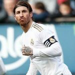 Sergio Ramos tras el coronavirus