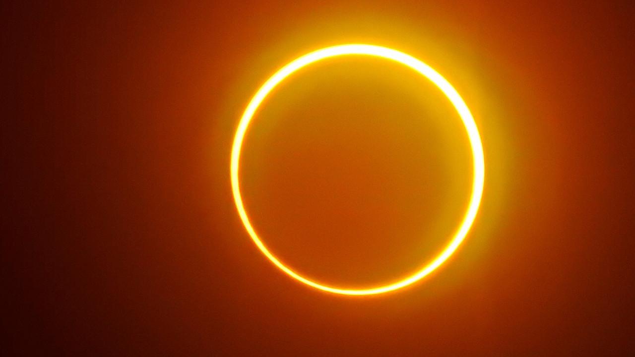 cómo ver el eclipse