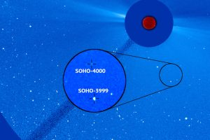 portada nuevo cometa descubierto