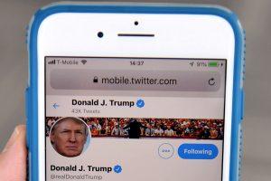 video tuiteado por Trump