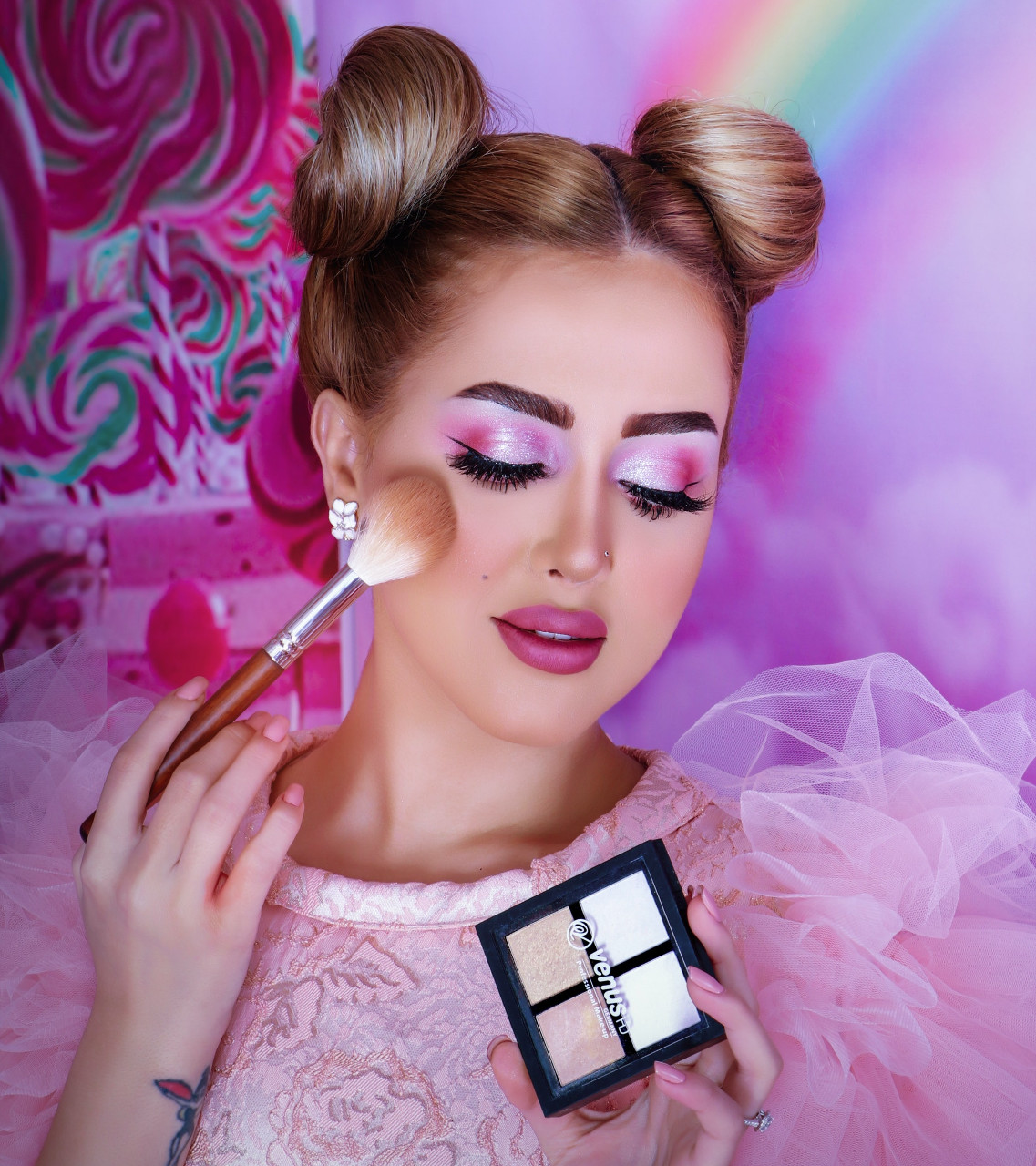 Qué colores usar en mi maquillaje de noche