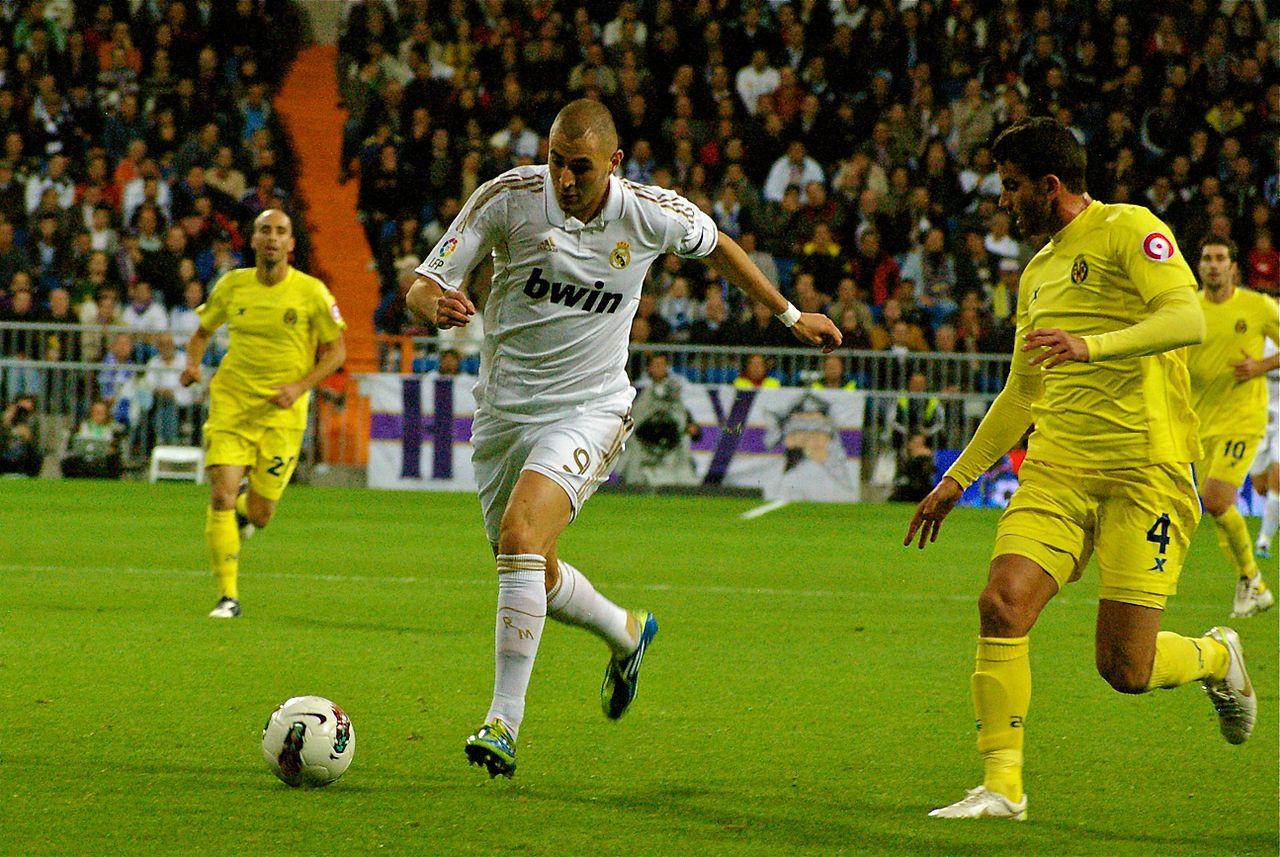 El primer gol para hacer al Real Madrid campeón de LaLiga