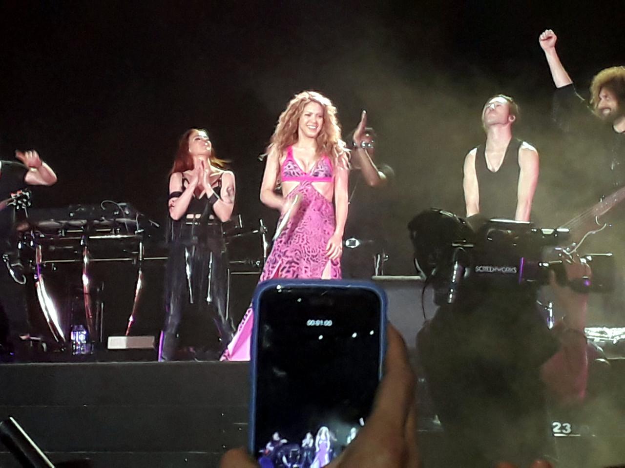 La carrera de Shakira, la más famosa entre los famosos colombianos