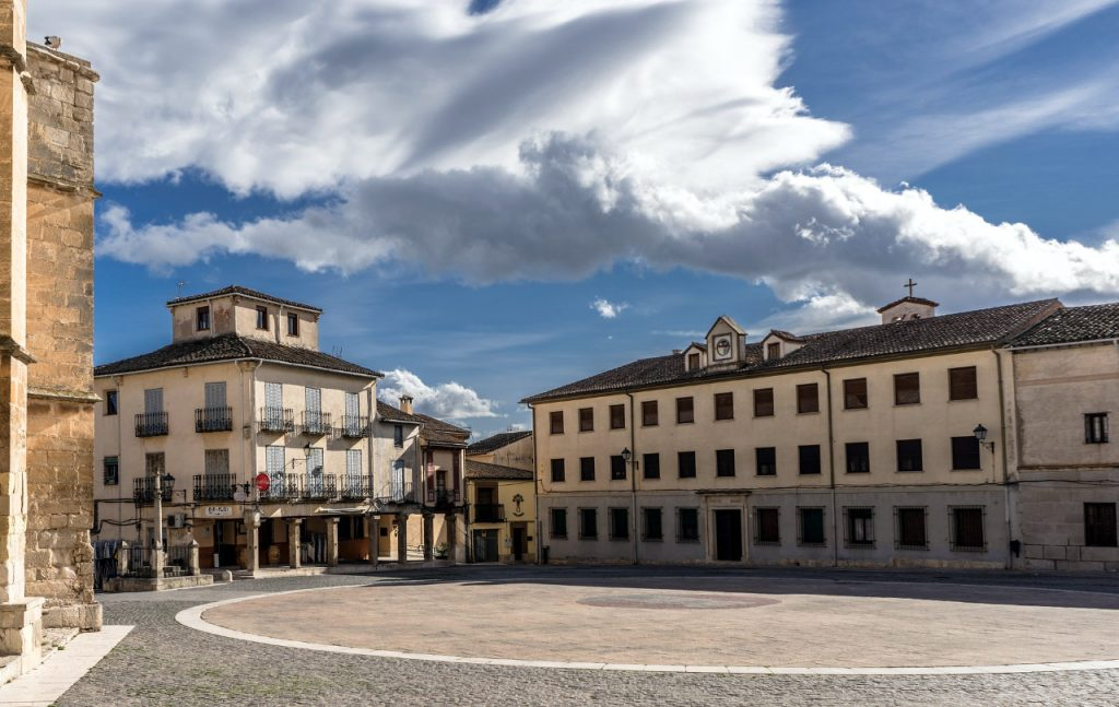 La realeza prefería los pueblos cercanos a Madrid