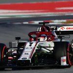 ubicaciones de comisarios en F1