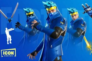 el streamer Ninja de Fortnite se transmite en YouTube