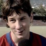 Messi historia en el Barcelona