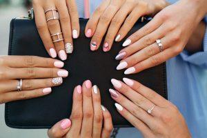 formas de uñas