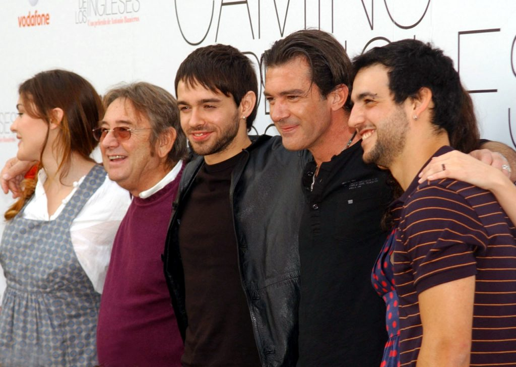 Mario Casas y su anécdota con Antonio Banderas